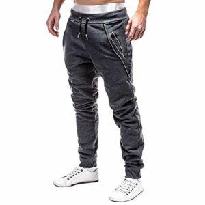 WINJIN Pantalon Cargo Homme Pantalons de Sport Grande Taille Pantalon De Travail Homme Military Pantalon Pants Military Pantalon De Trekking Homme Pantalon Trekking Casual Coton Pantalon à Glissière