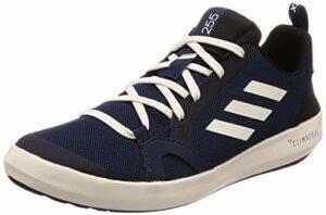 adidas Terrex CC Boat, Chaussures d'escalade Homme, Multicolore (Maruni/Blatiz/Negbás 000), 40 2/3 EU