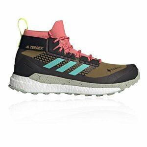 Adidas Terrex Free Hiker GTX Chaussures de randonnée pour Homme – Multicolore – Multicolore (Wilmos Acimin Syello), 50 2/3 EU EU