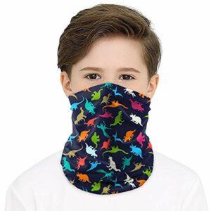 eBoutik – Masque de visage pour enfants – Masque de visage pour adolescents, camping, course à pied, cyclisme – Matériaux respirants