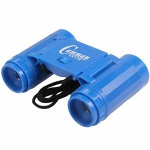 Generic Poche enfants Binocle Jumelles 2,5x 26Lunettes de champ extérieur Télescope jouet Cadeau pour la chasse d'escalade