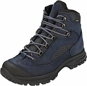 Hanwag Banks II GTX, Chaussures d'escalade Homme, Multicolore (Marine_Navy 7), 41.5 EU