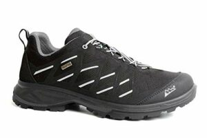 High Colorado Trail Low Chaussures de randonnée pour homme Noir/gris Taille 43