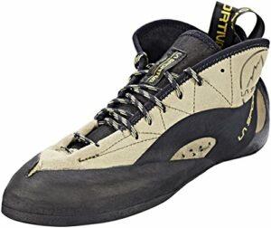 LA SPORTIVA TC Pro, Chaussures d'escalade Mixte Adulte, Gris, 41 EU