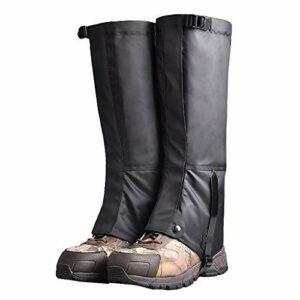 Leggings Randonnée, Résistant À l'usure Extérieure et Résistant Aux Rayures Couverture De Neige en Tissu Oxford, Adapté for Le Ski, L'alpinisme et La Randonnée (Size : L)