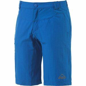 McKinley Loisirs d'Enfant Garçon Randonnée Trekking Pantalon Bermuda Homme bleu royal 5-6 ans Blue Royal