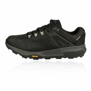 Merrell Zion Peak WP, Chaussures de Randonnée Hautes Homme, Noir (Black Carbon), 50 EU