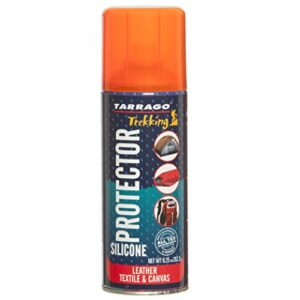 Tarrago | Protecteur de trekking en silicone 400 ml | Spray imperméabilisant en silicone pour articles de montagne