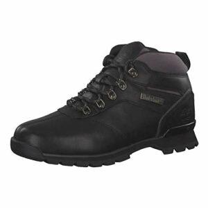 Timberland Splitrock 2 A1HVQ, Chaussures d'escalade Homme, Noir Black Full Grain, 47.5 EU