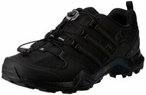 adidas Terrex Swift R2, Chaussures de Randonnée Basses Homme, Noir (Negbas 000), 44 2/3 EU