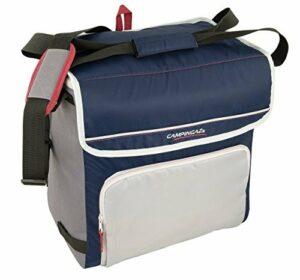 Campingaz – Sac Glacière – Fold 'n Cool – 20 litres – Bleu/Gris & Elément de Refroidissement – Freezpack M20 – 770 Grammes – 20x17x3 cm
