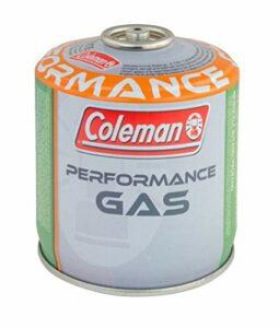 Coleman Cartouche de Gaz à Valve C300 Performance, pour Réchauds de Camping Cartouche Compacte et refermable