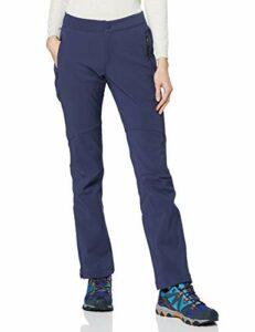 Columbia Back Beauty Passo Alto, Pantalon Chaud de Randonnée Femme