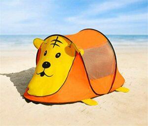 IREANJ Plage Tentchildren'S Cartoon extérieure entièrement Automatique Sun Abris Vitesse Ouverte Protection Camping Intérieur Portable Pliant Tente