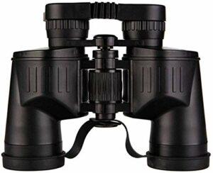 Jumelles haute puissance, télescope à lunette d'observation, télescope monoculaire, jumelles 8X40 HD haute définition avec grand angle, BAK4, objectif Waterpoof FMC vert pour la pêche, la randonnée,