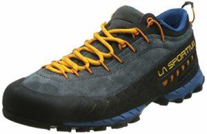 La Sportiva TX4 Blue/Papaya, Chaussures de Course en Montagne Mixte Adulte, 45 EU