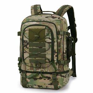 Mardingtop 28L Sac à Dos Militaire Tactique Multifonctionnelle Adulte Sacs à Dos Trekking/Randonnée/en Plein air