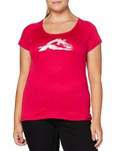 Millet – Tana TS SS W – T-Shirt Sport Femme – Respirant – Randonnée, Approche, Lifestyle – Rose