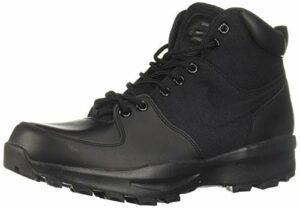 Nike Manoa, Chaussures de Randonnée Hautes Homme, Noir (Black/Black/Black 1), 48.5 EU