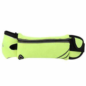 Oumefar Trekking Sac à Dos d'alpinisme pour Ordinateur Portable de Haute qualité pour Travel Business College(Fluorescent Yellow)