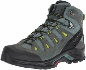 Salomon Quest Prime GTX Chaussures Montantes Imperméables de Randonnée pour Homme