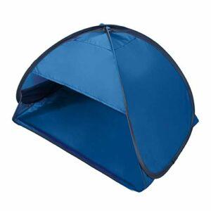 Sun Shelter Mini Tente De Plage Portable Pop Up Sun Beach Tente avec Sac De Rangement Plage Tente Pop-up Enfants Tente Tente La Plage Protection Contre Le Soleil, Abris Soleil Étanches pour Camping