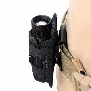 Support de lampe de poche multifonction rotatif à 360 degrés – Pour l'escalade