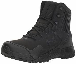 Under Armour UA Valsetz RTS 1.5, Chaussures de Randonnée Basses Homme, Noir (Black (001), 42.5 EU