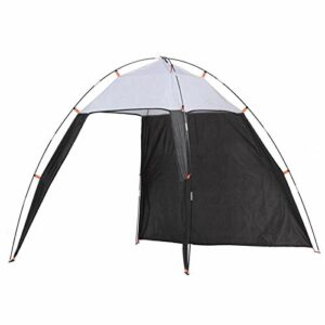 yingmu Tente De Plage, Tissu Anti-UV Imperméable À L'extérieur Canopée Beach Beach Beach Sun Shade Tente pour La Pêche Camping Voyage, Dimensions Dimensions: 230 X 210 X 160cm