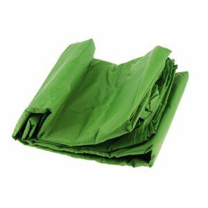 #N/A Bâche de Camping étanche Portable pour Pique-nique, Empreinte de Tente, Pare-soleil, Tapis de Sol – vert