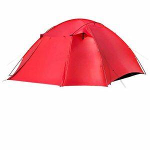 Ultralégère instantanée Pop-Up Exterieur Bivouac Tente丨Etanche丨festival丨Voyage丨plageTente de Camping à Double Couche, Saisons Vent et Pluie